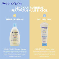 Aveeno Baby Daily Moisture Wash and Shampoo/Baby Daily Moisture Lotion