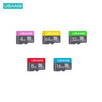 USAMS Memory Card MicroSD CLASS 10 4gb 8gb 16gb 32gb 64gb