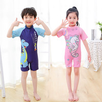 Baju Renang Anak Swim Suit Dinosaurus Mermaid Cute