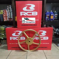 Velg RCB Mio Sporty / Mio Soul Belakang 17 x 140 SP 522 Gold ORIGINAL