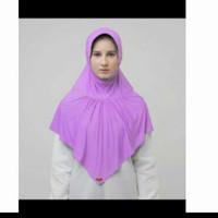 zoya bergo kalila nalanie orchid hijab kerudung jilbab perempuan