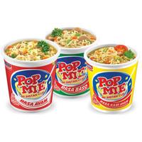 Pop mie Rasa Ayam / Rasa Baso / Rasa Kari Ayam 75 G