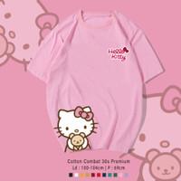 Hello Kitty T-shirt / Kaos Uk. Oversize fit to XL / Unisex