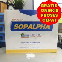 SOP Alpha Bioboost Sopalpha Apple Stem Cell Stemcell Apel