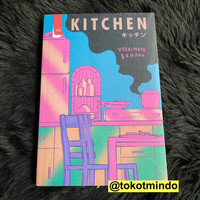Novel KITCHEN (Yoshimoto Banana)
