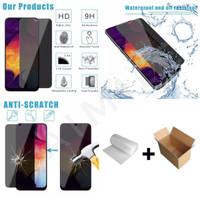 Oppo A5 2020 A9 2020 Anti Spy Tempered Glass / Anti Gores Screen