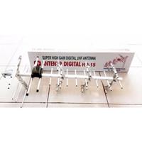 ANTENA PF DIGITAL HD 15 / antena tv digital analog uhf pf hdu15 anten