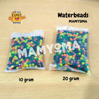 Waterbeads / Sensory toys hydrogel / Hidrogel / sensori aquabeads anak