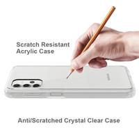 Case Samsung Galaxy A32 5G Crystal Clear Anti Crack Casing