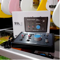 Solid State Logic SSL 2 Soundcard Professional Audio Interface