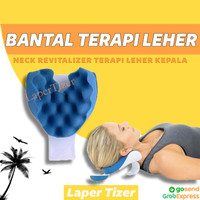 Bantal Terapi Tulang Leher Kepala Punggung Relax Neck Revitalizer