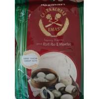 CAKRA KEMBAR EMAS Tepung Terigu untuk Roti Pao dan Mantao 1 kg