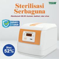 Tissor T1919 Banknote Disinfectant Sterilisasi Uang UV Sterilizer Box