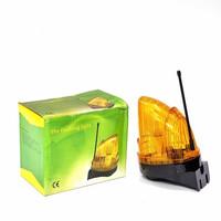 Lampu Indikator Autogate