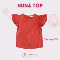 Atasan Anak Perempuan 6-14 thn Danate Nuna Top / Blouse Anak Perempuan