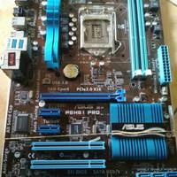 Motherboard ASUS P8H61 LGA 1155 Support Ivy Bridge