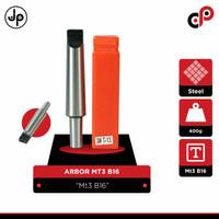 Arbor MT3 - B16 | Drill Chuck