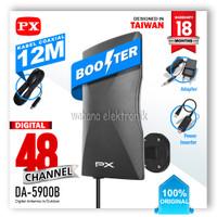 ANTENA TV Digital Set Top Box Indoor/outdoor PX DA 5900 B - ORIGINAL