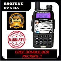 HT BAOFENG UV 5RA Dual Band VHF UHF, Bopeng UV5R A Garansi 1 Tahun -