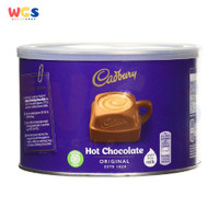 Cadbury Hot Chocolate Original Smooth Chocolate Swirl Into Milk 1kg