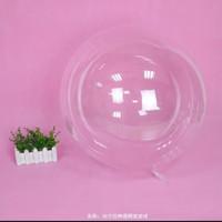 balon PVC transparan | balon bening tulisan | bahan balon beranak - 36 inch