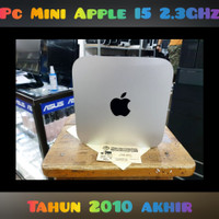 Mac Mini Apple 2010 I5 2.3GHz DDR3L 8GB HDD 500GB OS MAC HIG SIERRA