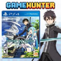 PS4 Sword Art Online Lost Song