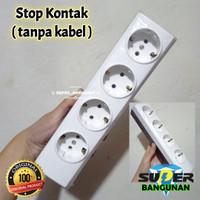 Stop Kontak isi 4
