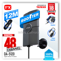 ANTENA TV Digital Set Top Box Indoor/outdoor PX DA-5120 - ORIGINAL