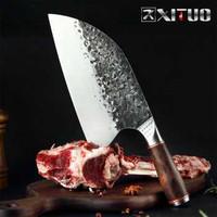 Pisau Dapur   Pisau Dapur Chef Knife Cleaver Wide 8 Inch