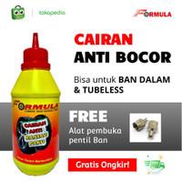 Formula | Tyre Sealant Cairan Anti Bocor Ban Tubeless / Ban Dalam