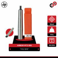 Arbor MT2 - B18 | Drill Chuck
