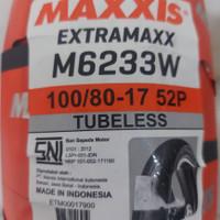 ban maxxis extramaxx 100/80 17