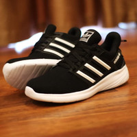 Sepatu Sport Adidas pria AX2 Hitam / sepatu sneakers olah raga Import