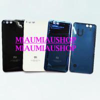 Backdoor Backcover Tutupan Baterai XiaoMi Redmi Mi6 Mi 6 - Hitam