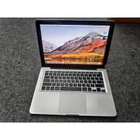 Laptop Macbook PRO 13Inc MD101 Core I5 Tahun 2012- RAM 4GB - HDD 500GB