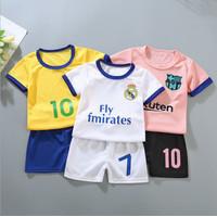 Baju Jersey Sepak Bola Anak club kesebelasan olahraga seragam - Tianzi