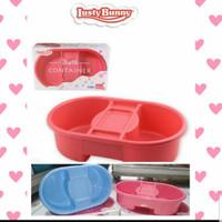 Lusty Bunny Baby Bath Container Bak Mandi Kecil, baskom - DUS ORIGINAL