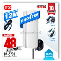 ANTENA TV Digital Set Top Box Indoor/outdoor PX DA 5700 - ORIGINAL