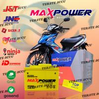 Aki Kering Motor MAX POWER GTZ 5s Honda Kharisma , Kirana , Verza 150