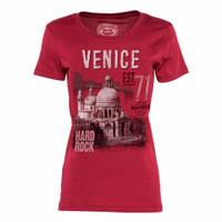 Kaos Wanita Hard Rock Cafe VENICE - ORIGINAL HARDROCK