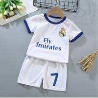 Baju Jersey Sepak Bola Anak club kesebelasan olahraga seragam - Tianzi - Pth Real Madrid, 90
