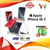 Apple iPhone SE 2 2020 256GB 128GB 64GB Black White Red Second Mulus