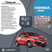 Cover engine cover deck honda brio 2012-2020