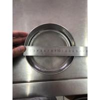 Ayakan stainless steel 15 cm kecil saringan tepung wire shieve strain
