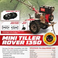 Mesin Traktor Sawah Bajak Mini Power Tiller Proquip Rover 1350 mc