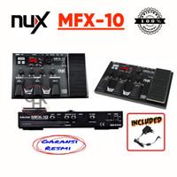 nux mfx10 mfx-10 mfx 10 multi efek gitar