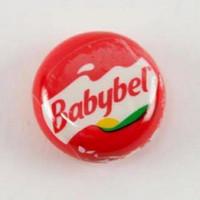 BEL CHEESE BABYBEL RED WAX 50% FAT - KEJU OLAHAN 200 GRAM