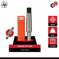 Arbor MT3 - B18 | Drill Chuck