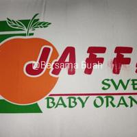 buah jeruk sunkist baby java malang manis